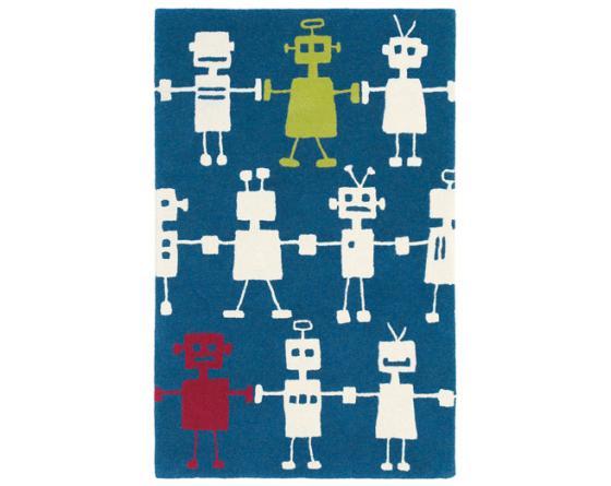 Tapis REGGIE ROBOT