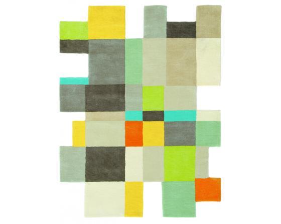 Tapis CUBE Multicolore