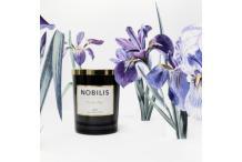 Bougie parfumée senteur Poudre d'Iris